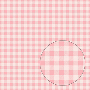 pink buffalo plaid seamless pattern