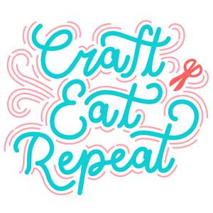 craft, eat, repeat