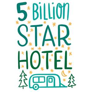 5 billion star hotel