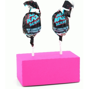 2 cake pop sucker stand