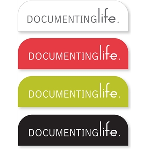 'documenting life' sideline tabs