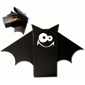 bat slider hatch treat box