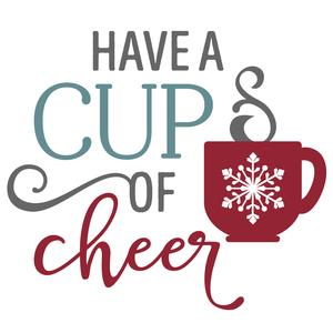 have a cup of cheer phrase