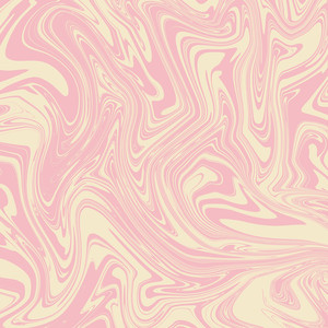 beige and pink marbled pattern