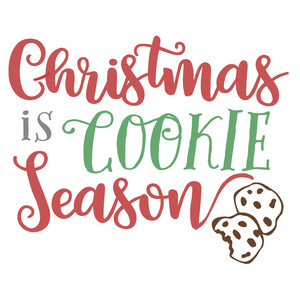 christmas is cookie season
