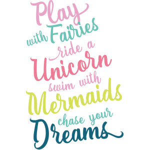 play with fairies quote
