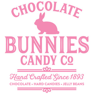 chocolate bunnies candy co.