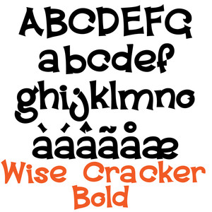 pn wise cracker bold