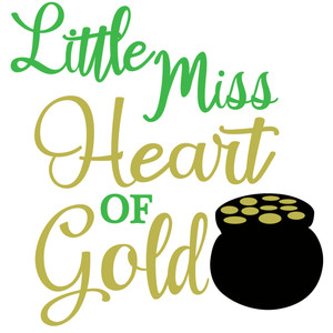 miss heart of gold