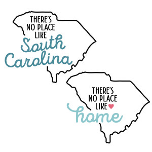 there's no place like home - south carolina state
