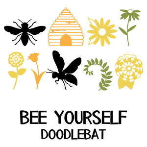 bee yourself doodlebat