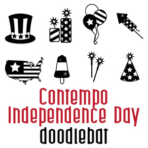 contempo independence day doodlebat