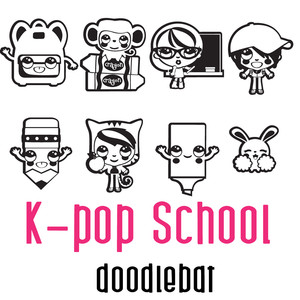 k- pop school doodlebat