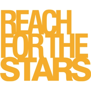 'reach for the stars' phrase