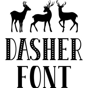 dasher font
