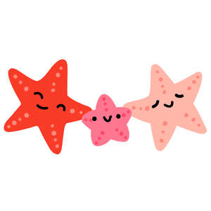 star fish family