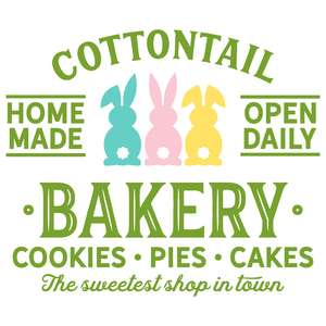 cottontail bakery