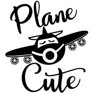 just plane cute