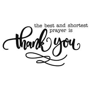 the best and shortest prayer