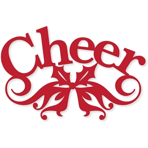 'cheer' berry flourish