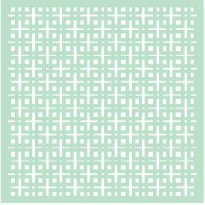 deco squares background / template / stencil