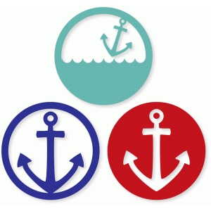 loni leah circle anchors