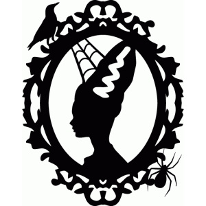 Free Whimsical House Silhouette Designs