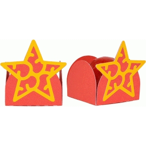 treat holder star charm