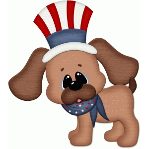 patriotic puppy dog pnc