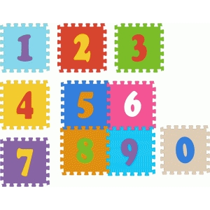 puzzle pieces numbers