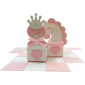 ring horse chessboard