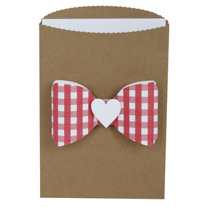 bowtie pocket card