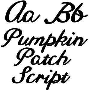 pumpkin patch script