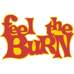 feel the burn phrase