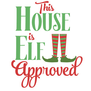 this house is elf approved