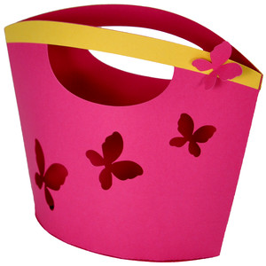 butterfly gift tote