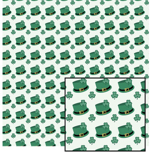 leprechaun hat pattern