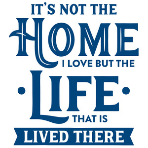 it's not the home i love ...