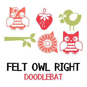 felt owl right doodlebat