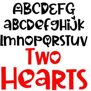 zp two hearts