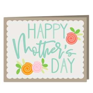 a2 card happy mother's day