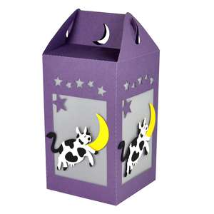 the cow jumped over the moon lantern