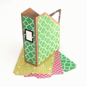 3x4 life card magazine holder