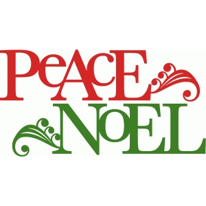 peace and noel