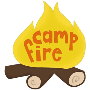 camp fire word