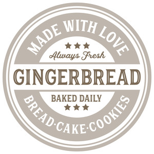 gingerbread made with love