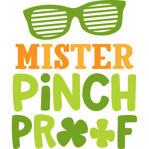 mister pinch proof