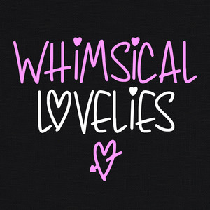 whimsical lovelies font