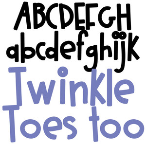 zp twinkle toes too