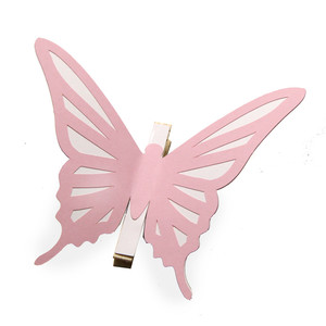 sweetie coloring butterfly clothes pin